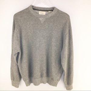 XL Men's Weatherproof light weight Crew Sweater